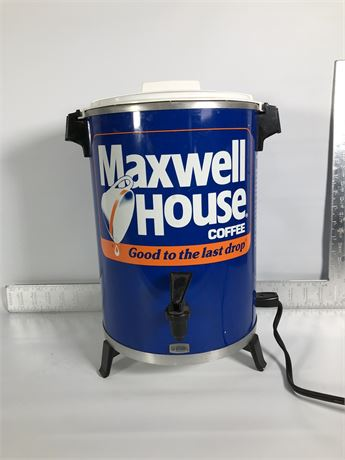 Maxwell House Coffee Pot
